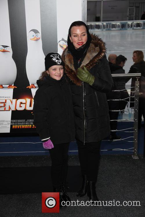 Debi Mazar and Daughter 2