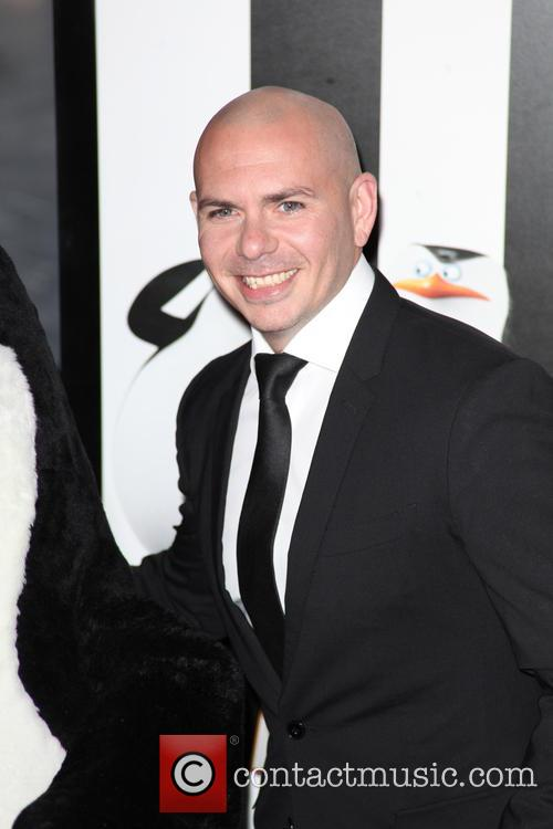 Madagascar and Pit Bull 5