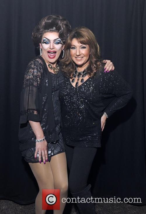 Jane Mcdonald and Baga Chipz 5