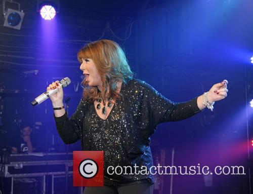 Jane McDonald live at G-A-Y