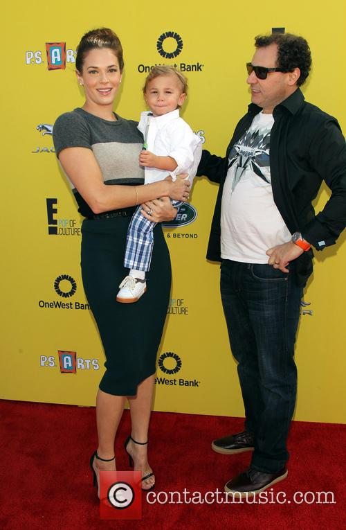 Jordan Alan, Amanda Righettil and Knox Alan 2