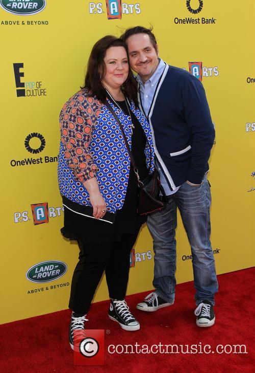 Melissa Mccarthy and Ben Falcone 7