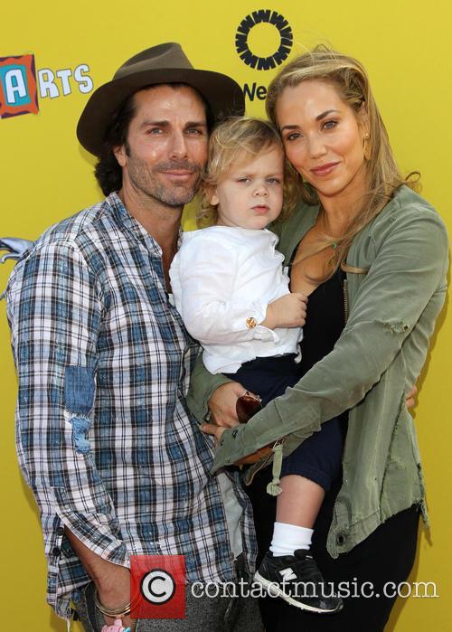 Sky Lauren, Elizabeth Berkley and Greg Lauren 5