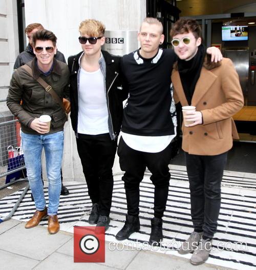 Rixton at Radio 2