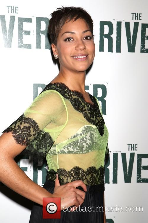 The River Broadway Opening Night Party - Arrivals