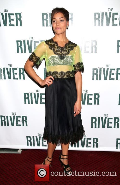 Cush Jumbo Wearing Christopher Kane 2