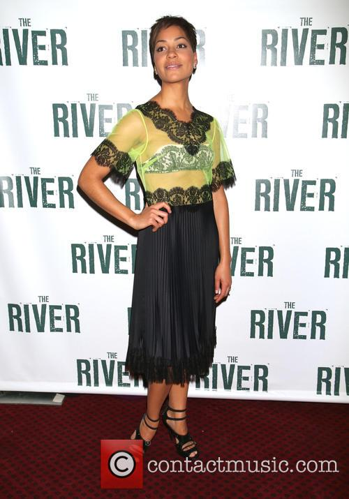 Cush Jumbo Wearing Christopher Kane 1