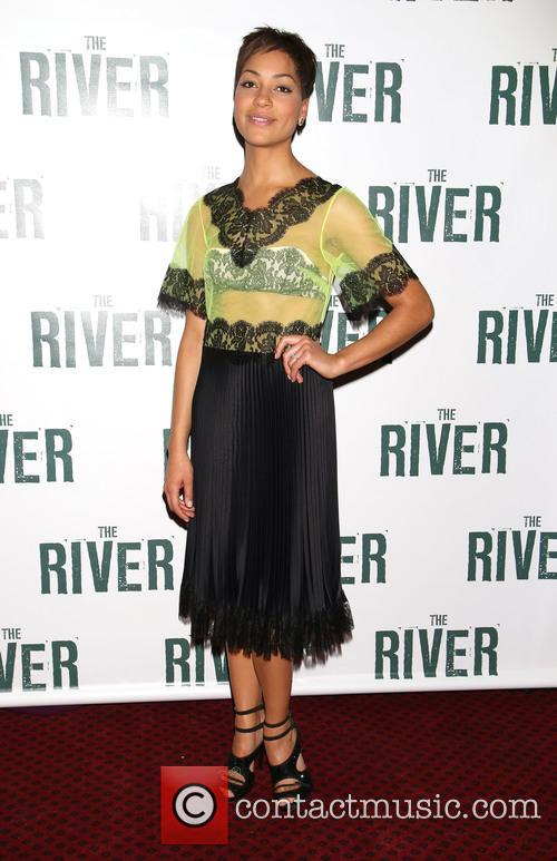 Cush Jumbo Wearing Christopher Kane 4
