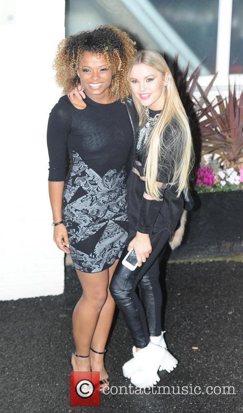 Fleur East and Betsy Blue 1