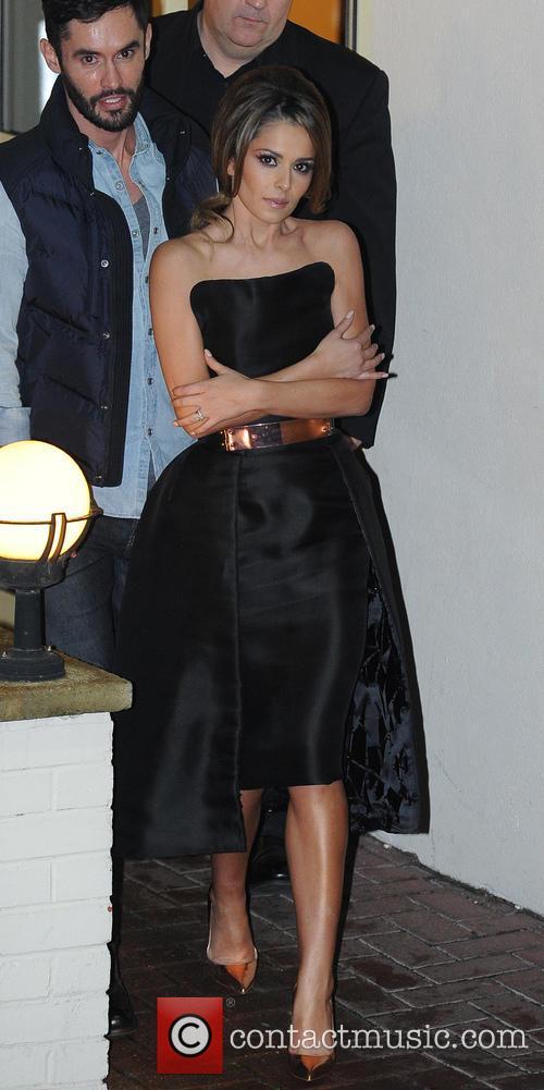Jean-bernard Fernandez-versini, Cheryl Fernandez-versini and Cheryl Cole 3