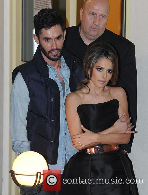 Jean-bernard Fernandez-versini, Cheryl Fernandez-versini and Cheryl Cole 1