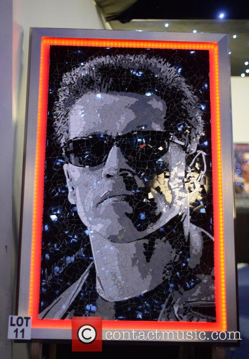 Arnold Schwarzenegger and Terminator 1