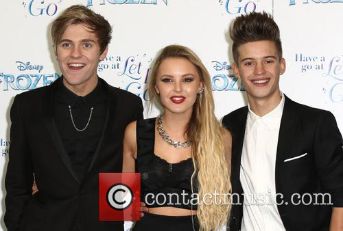 Mikey Bromley, Betsy-blue English, Charlie George and Only The Young 4
