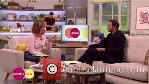Jay James and Kate Garraway 2