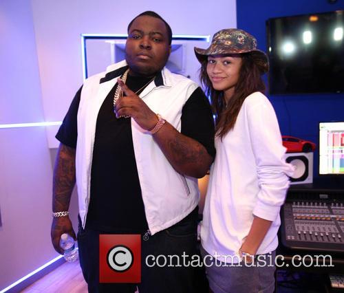 Zendaya and Sean Kingston 3