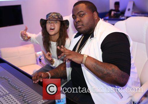 Zendaya and Sean Kingston 6