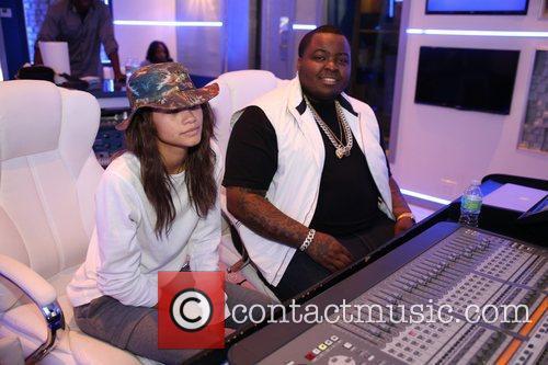 Zendaya and Sean Kingston 7