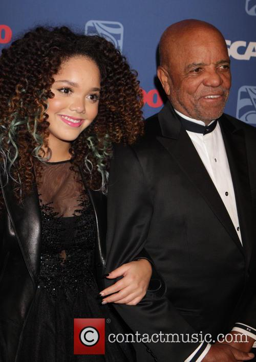 Berry Gordy and Jad Grace 3