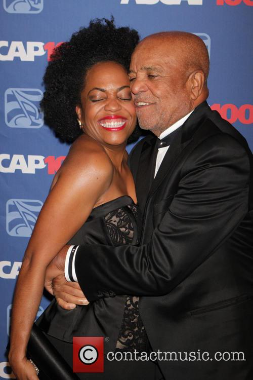 Berry Gordy and Rhonda Ross Kendrick 4