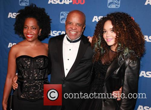 rhonda ross and berry gordy relationship