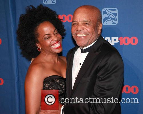 Rhonda Ross Kendrick and Berry Gordy 3