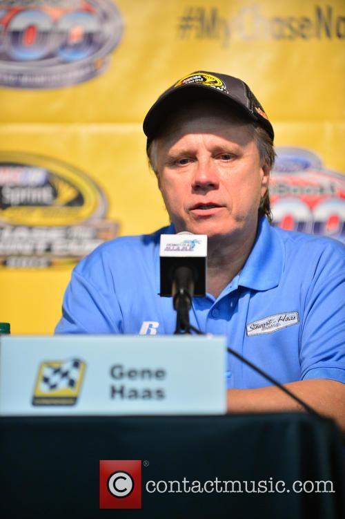 Gene Haas 1