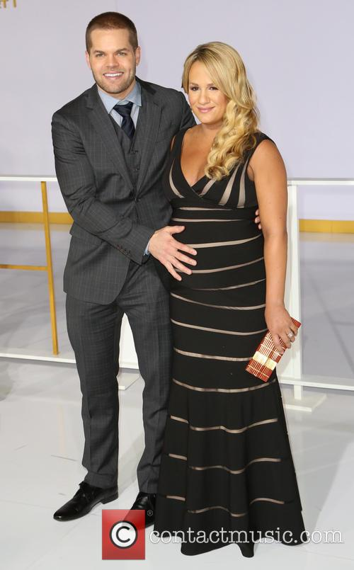 Wes Chatham and Jenn Brown 2