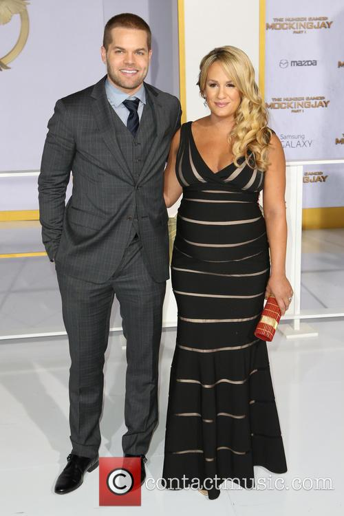 Wes Chatham and Jenn Brown 3