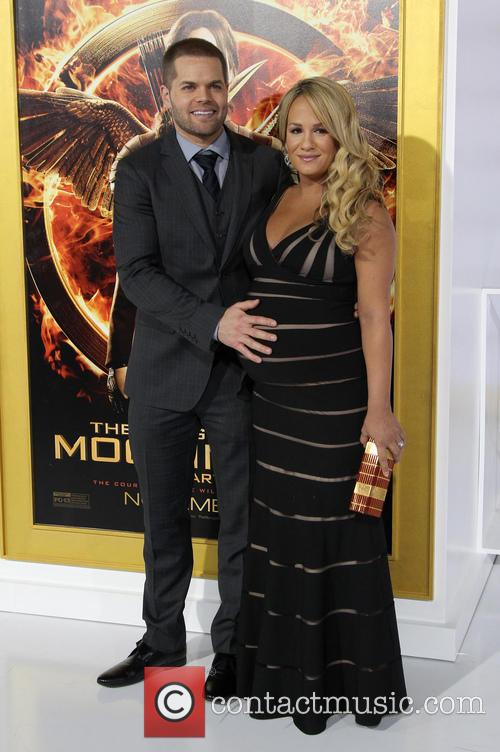 Wes Chatham and Jenn Brown 10