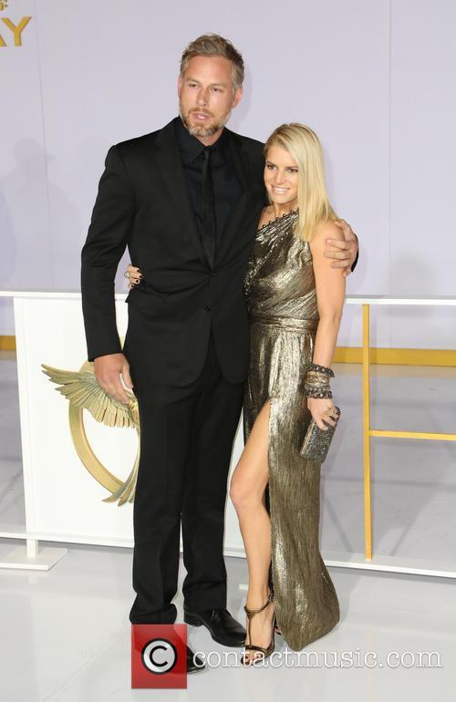 Jessica Simpson and Eric Johnson 8