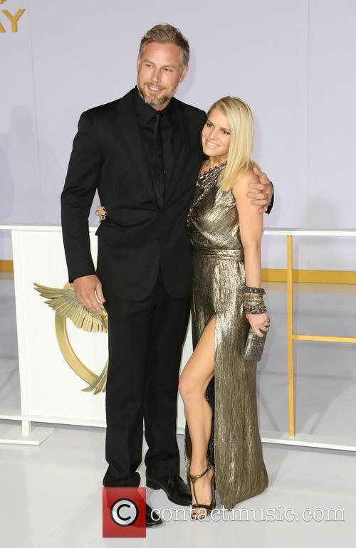 Jessica Simpson and Eric Johnson 9