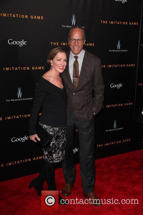 Carol Hagan and Lester Holt 10