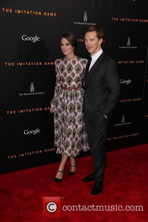 Keira Knightley and Benedict Cumberbatch 10