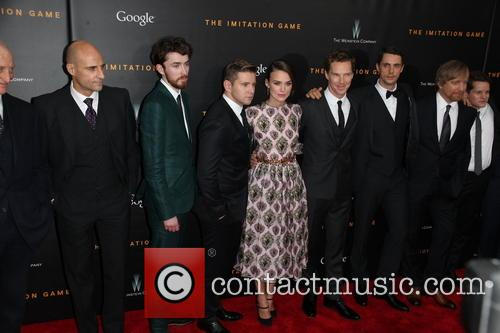 The Cast Of The Imitation Game 2