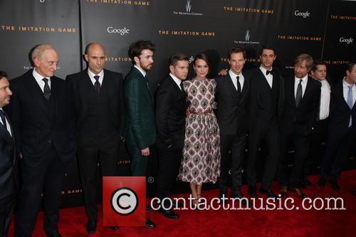 The Cast Of The Imitation Game 1
