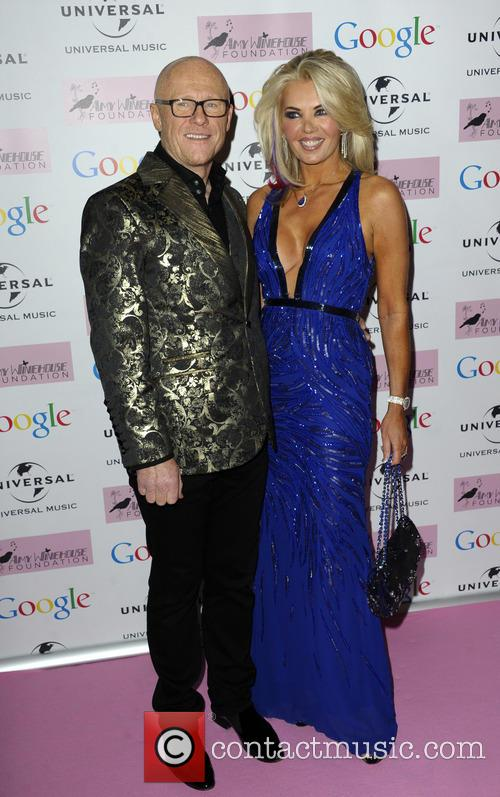 Claire Johnson and John Caudwell