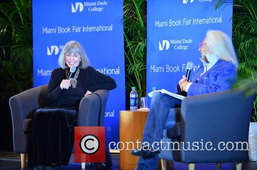 Anne Rice and Victoria Wilson 5