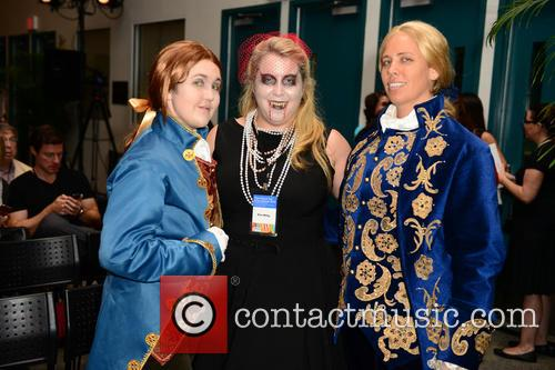 Anne Rice, Guest and The Vampire Chronicles