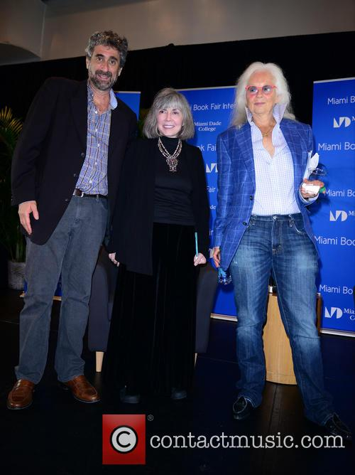 Anne Rice promotes her book Prince Lestat: The...