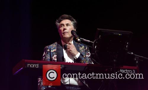 Bryan Ferry concert held at the Heineken Music...