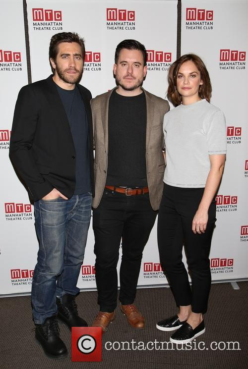 Jake Gyllenhaal, Michael Longhurst and Ruth Wilson 9