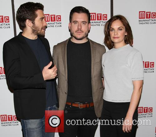 Jake Gyllenhaal, Michael Longhurst and Ruth Wilson 10