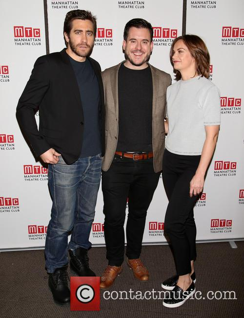 Jake Gyllenhaal, Michael Longhurst and Ruth Wilson