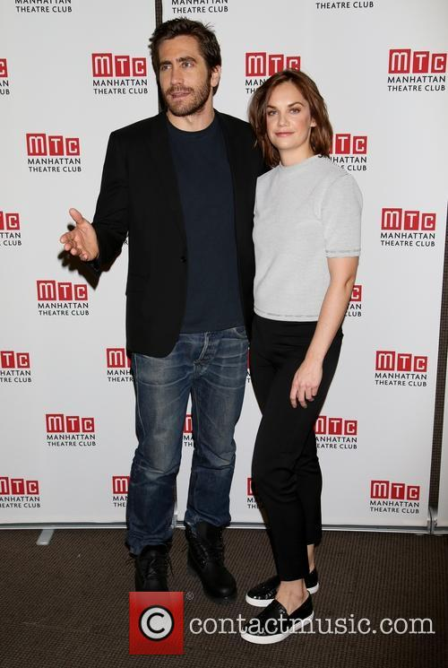 Jake Gyllenhaal and Ruth Wilson 4