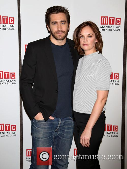 Jake Gyllenhaal and Ruth Wilson 6