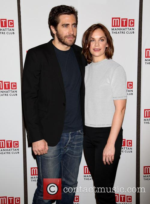 Jake Gyllenhaal and Ruth Wilson 8