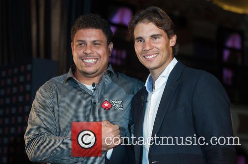 Rafael Nadal and Ronaldo 3