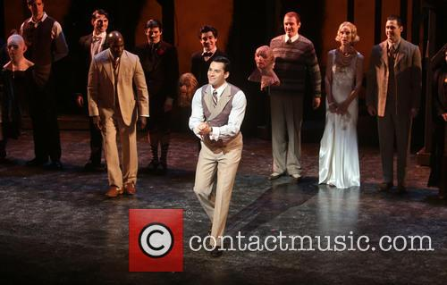 Opening night curtain call for Broadway's 'Side Show'