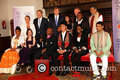 Peace, King Willem-alexander, Bishop Tutu, Neha Gupta and Former Winners 4