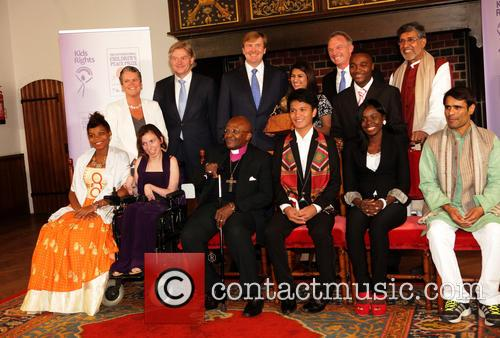 Peace, King Willem-alexander, Bishop Tutu, Neha Gupta and Former Winners 5